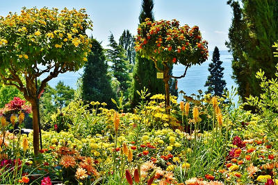 Blumeninsel Mainau