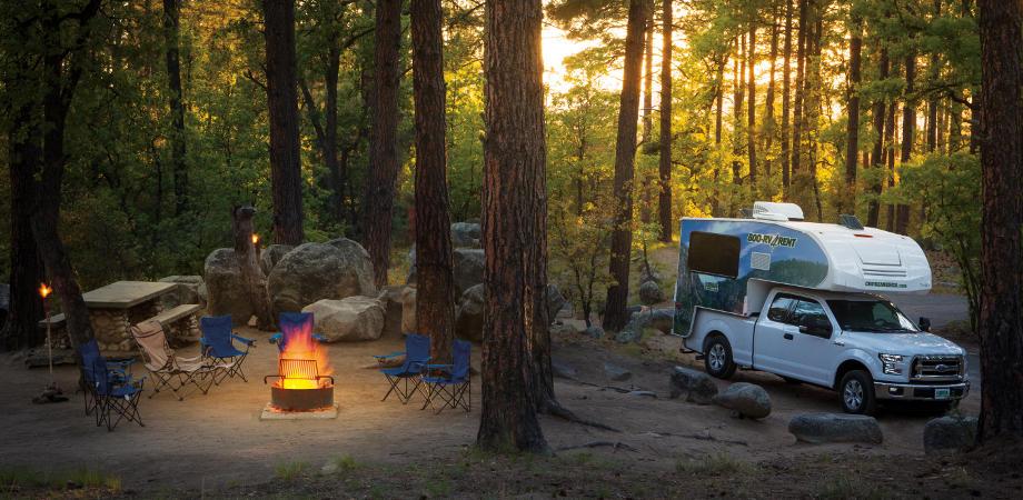 Camping Usa Wichtige Infos Zum Campen In Amerika