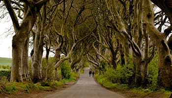 Game of Thrones Drehorte in Irland