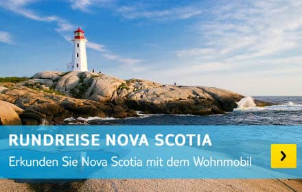 Nova Scotia Rundreise